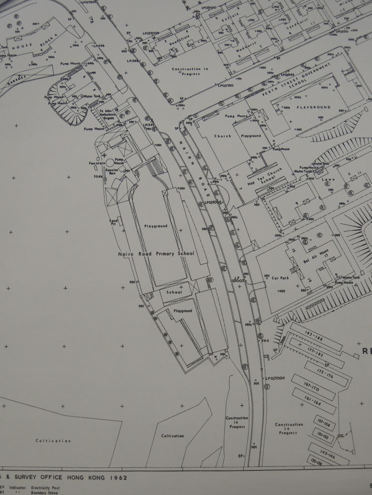 Map_勞校(楠道)1962